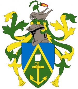 Arms of Pitcairn