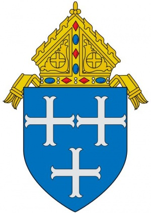 Arms (crest) of Diocese of Providence
