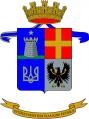 9th Artillery Regiment, Italian Army.png