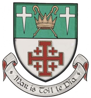 Arms of Holy Cross Abbey, Ireland
