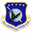 312th Aeronautical Systems Wing, US Air Force.png