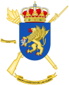 Army Airmobile Force Logistics Group, Spanish Army.png