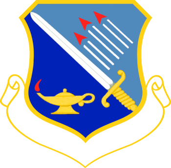 Coat of arms (crest) of the Senior Noncommissioned Officer Academy, US Air Force