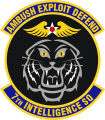 7th Intelligence Squadron, US Air Force.png