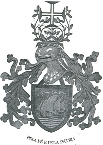 Coat of arms (crest) of the Independent Territorial Command of Cabo Verde, Portuguese Army