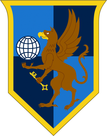 Arms of 259th Military Intelligence Brigade, US Army