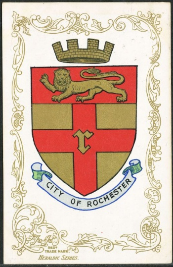 Arms of Rochester