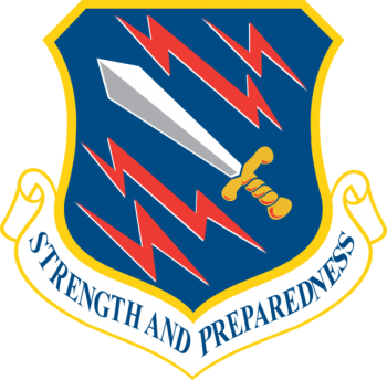Coat of arms (crest) of the 21st Space Wing, US Air Force