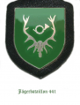 Jaeger Battalion 441, German Army.png