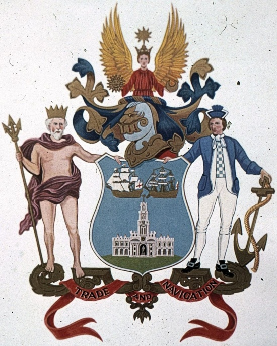 Arms of Royal Exchange Assurance