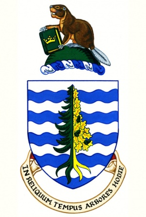 Coat of arms (crest) of University of Toronto - Faculty of Forestry