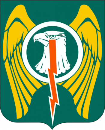 Coat of arms (crest) of the 501st Aviation Regiment, US Army