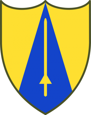 Coat of arms (crest) of the 65th Cavalry Division, US Army