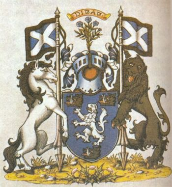 Arms of British Linen Bank