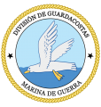 Coast Guard Division, Dominican Republic Navy.png