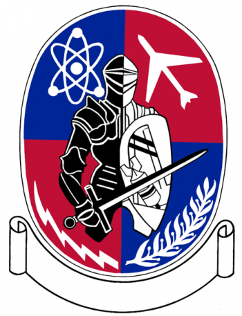 Coat of arms (crest) of the 441st Bombardment Squadron, US Air Force