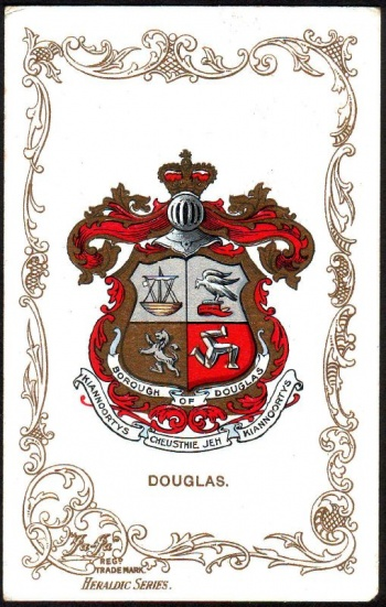 Arms (crest) of Douglas