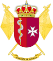 Health Directorate, Spanish Army.png