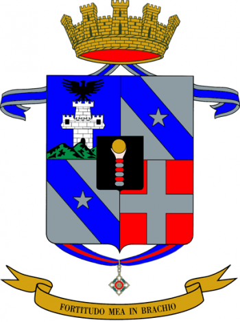 Coat of arms (crest) of the 21st Infantry Regiment Cremona, Italian Army