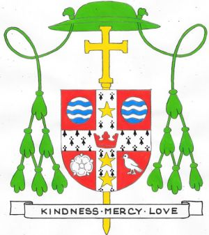 Arms of Kevin Michael Britt