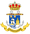 Naval Command of Santander, Spanish Navy.png