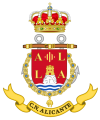 Naval Command of Alicante, Spanish Navy.png
