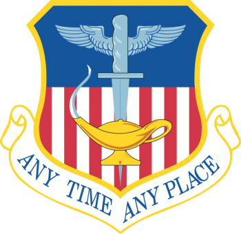 Coat of arms (crest) of the 1st Special Operations Wing, US Air Force