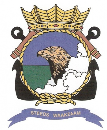 Coat of arms (crest) of the 2nd Marine Combat Group, Marine Corps, Netherlands Navy
