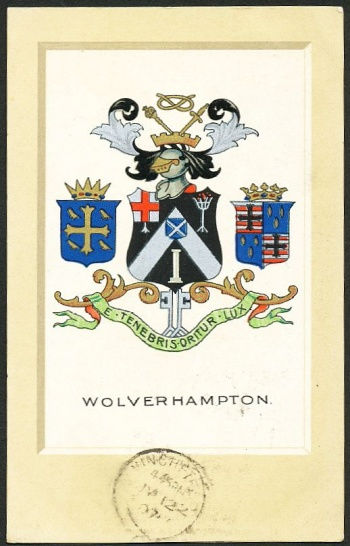 Arms of Wolverhampton