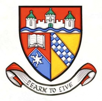 Arms (crest) of Mainholm High School