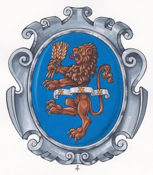 Arms of Giacomo Tutinelli