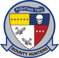 Strike Fighter Squadron 2 (VFA-2) Bounty Hunters, US Navy.png