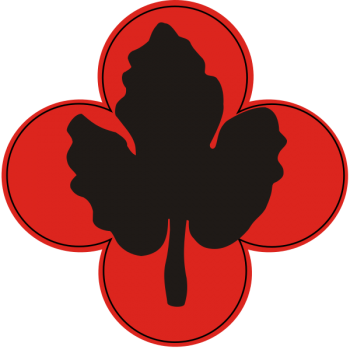 Arms of 43rd Infantry Division Winged Victory Division, USA