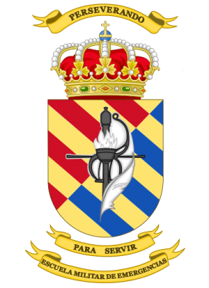 Military Emergencies School, Spain.png