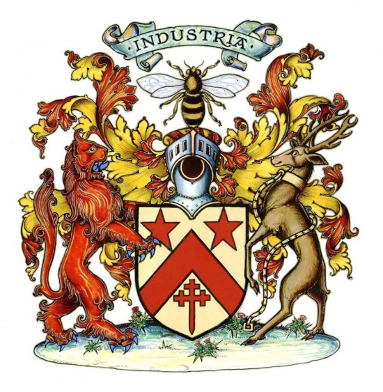 Coat of arms (crest) of Fettes College
