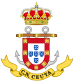 Naval Command of Ceuta, Spanish Navy.png
