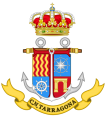 Naval Command of Tarragona, Spanish Navy.png