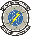 2nd Combat Camera Squadron, US Air Force.png