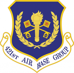 421st Air Base Group, US Air Force.png