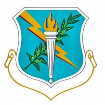 Coat of arms (crest) of the 832th Air Division, US Air Force