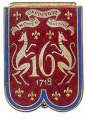16th Dragoons Regiment, French Army.png
