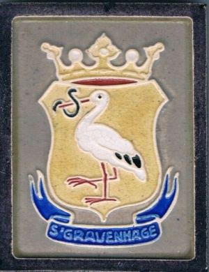 Arms (crest) of 's Gravenhage