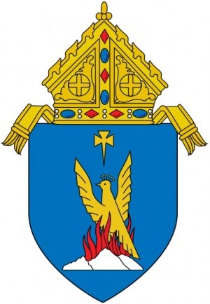 Arms (crest) of Diocese of Phoenix