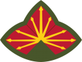 Anti Aircraft Artillery Command Southern Defense Command, US Army.png