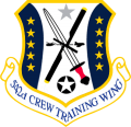 542nd Crew Training Wing, US Air Force.png
