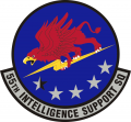 55th Intelligence Support Squadron, US Air Force.png