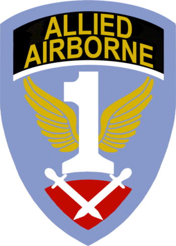 Coat of arms (crest) of the 1st Allied Airborne Army