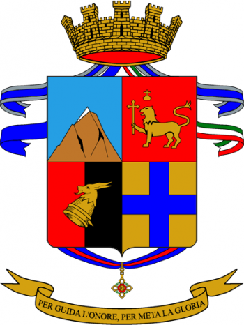Coat of arms (crest) of the 41st Infantry Regiment Modena, Italian Army