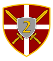 2nd Land Forces Brigade, Serbian Army.png