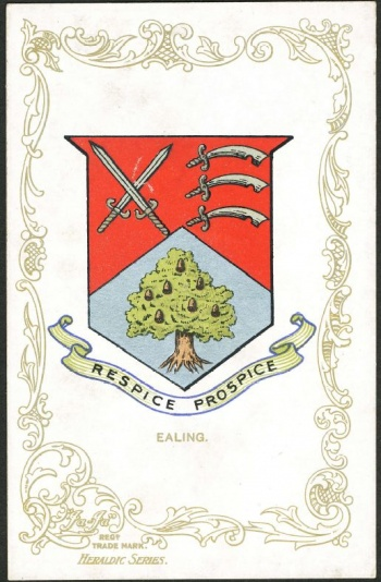 Arms (crest) of Ealing